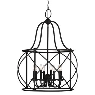 Darby Home Co Cottingham 8-Light Pendant