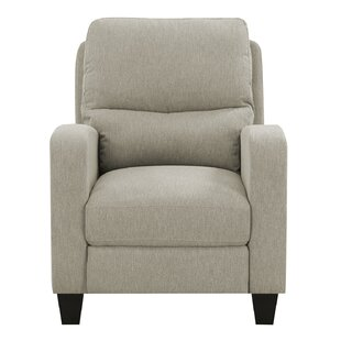 Captiva Tan Stone Manual Recliner