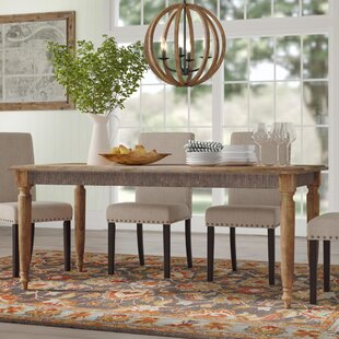 Parrish Solid Wood Dining Table