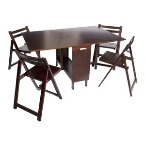 The Bay Shore 5 Piece Dining Set by Wildon Home ?