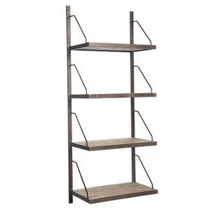 Lewen Standard Bookcase Aidan Gray