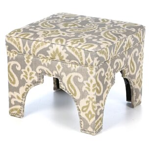 Carpenter Footstool By World Menagerie