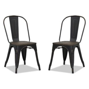Goodlow Dining Chair (Set of 2) Williston Forge