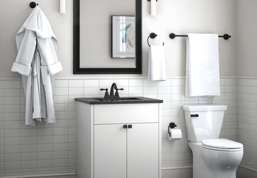 Bathroom Hardware You Ll Love In 2021 Wayfair