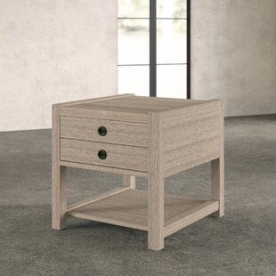 Arbyrd End Table with Stor..