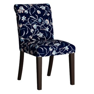 Palazzolo Rolled Back Upholstered Side Chair