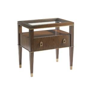 Buying Tower Place 1 Drawer Nightstand by Lexington