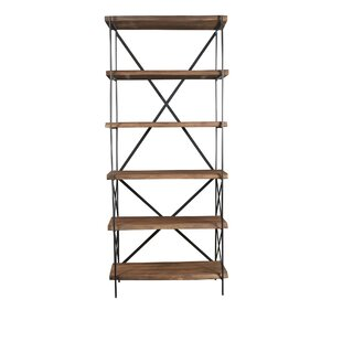 Carey Etagere Bookcase