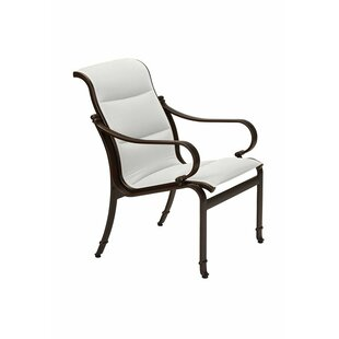 Torino Patio Dining Chair With Cushion by Tropitone Fresh