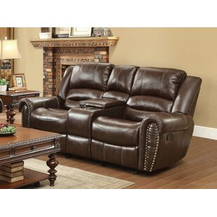 Loveseat With Center Console Wayfair