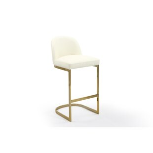 Tuscola 27.25'' Bar Stool by Everly Quinn