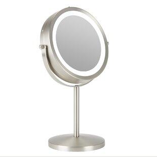Cordless Makeup Mirror Wayfair
