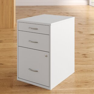 Medrano 3 Drawer Vertical Filing Cabinet by Turn on the Brights
