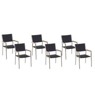 Standridge Stacking Garden Chair (Set Of 6) By Sol 72 Outdoor