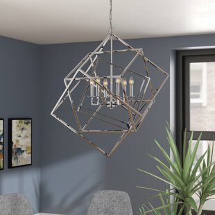 Milian 6-Light Geometric C..