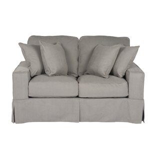 Shop Elsberry Standard Loveseat by Darby Home Co