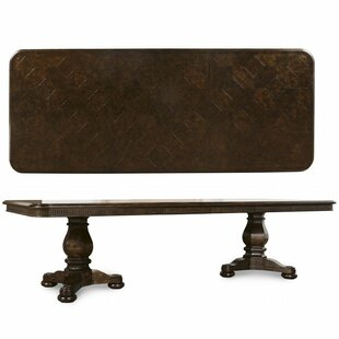 Darby Home Co Ruiz Solid Wood Dining Table