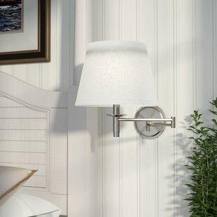Beachcrest Home Aquila Swing Arm Lamp
