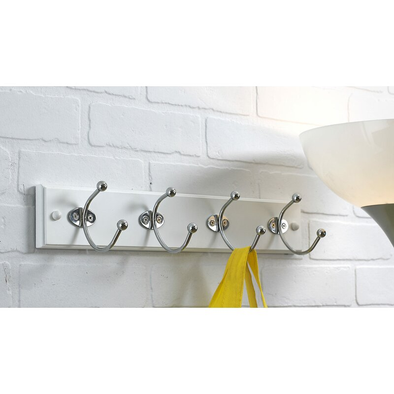 Richelieu Utility Wall Mounted Coat Rack Wayfair