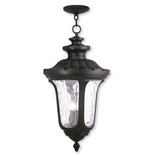 Three Posts Gurnee 4-Light Outdoor Hanging Lantern