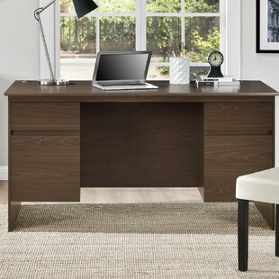 Wrought Studio Elks Executive Desk