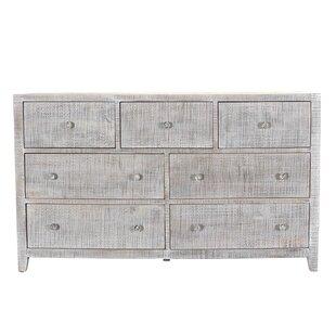 Antonucci 7 Drawer Dresser
