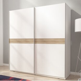 Maika VI 2 Door Sliding Wardrobe By Selsey Living