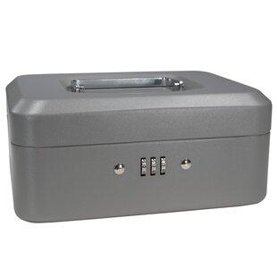 Barska Small Gray Combination Lock Box