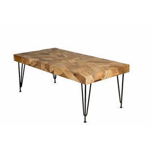 Manges Coffee Table by Union Rustic