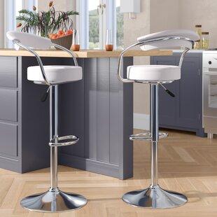 Remarkable Adjustable Height Swivel Metal Bar Stool Inzonedesignstudio Interior Chair Design Inzonedesignstudiocom