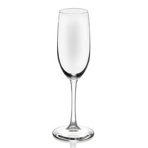 Midtown 8 oz. Champagne flute (Set of 4)