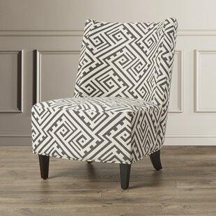Mercer41 Kendrick Slipper Chair