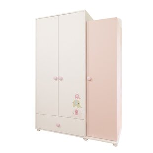 Baywood Baby 3D Armoire by Harriet Bee