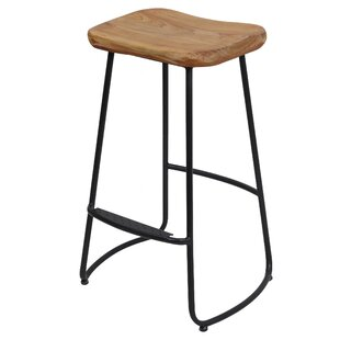 Ilsa 29 Bar Stool by Millwood Pines
