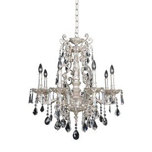 Allegri by Kalco Lighting Marcello 8-Light Candle Style Chandelier