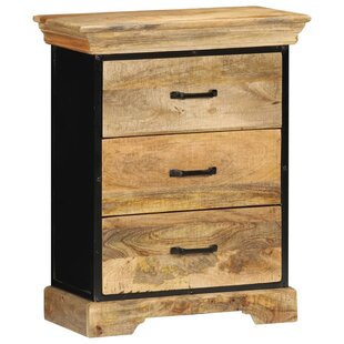 Kimmswick 3 Drawer Chest By Bloomsbury Market