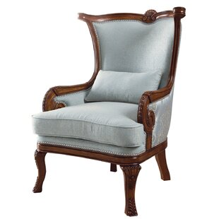 Conkling Wingback Chair by Astoria Grand