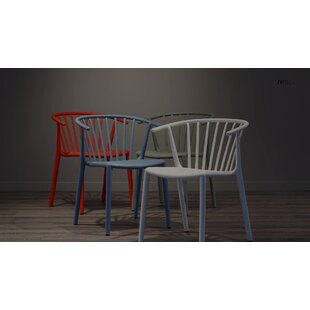 Woody Dining Chair (Set Of 2) By Blanke Art