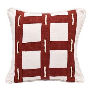 Aspen Linen Throw Pillow Wayfair