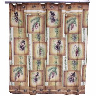 Pinecone Single Shower Curtain