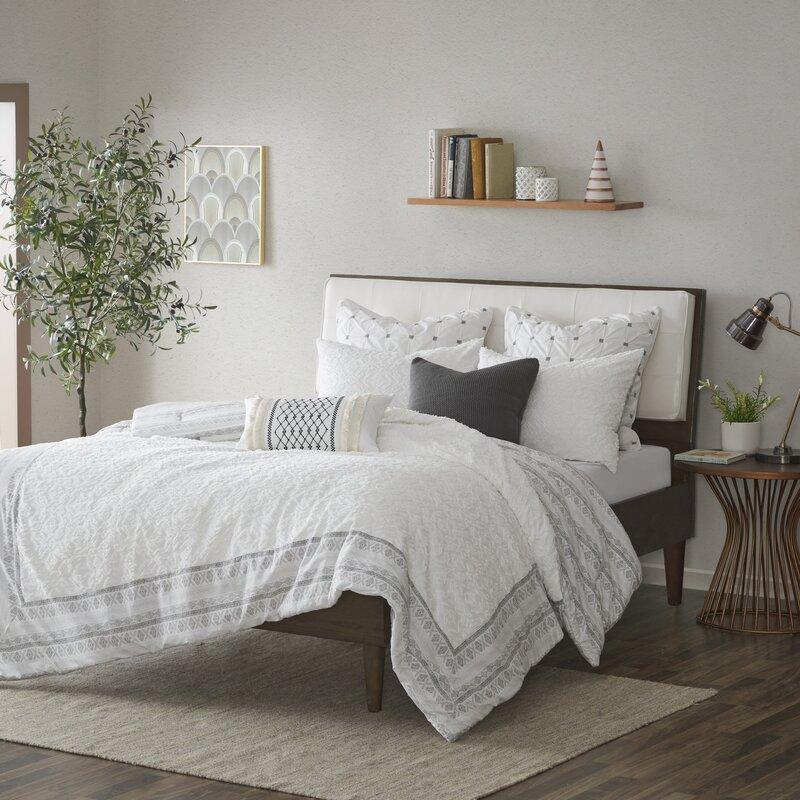 Sinderen Reversible Comforter Set Reviews Joss Main
