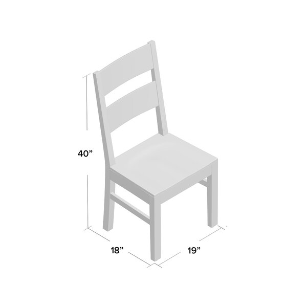 Mistana Lonan Dining Chair Reviews Wayfair