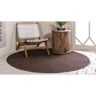 Robbinston Brown  Area Rug by Bay Isle Home