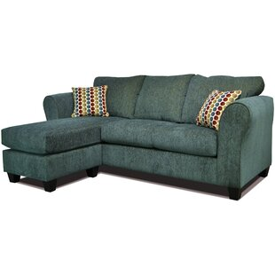 Ebern Designs Muir Sectional with Ottoman