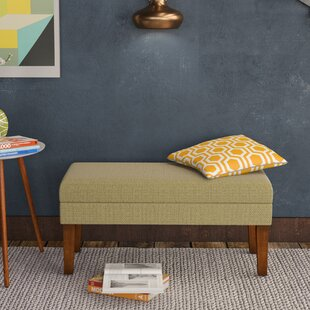 Savings Barrington Decorative Upholstered Bench By Langley Street