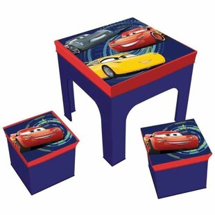 Diana 2 Piece Table And Chair Set By Zoomie Kids