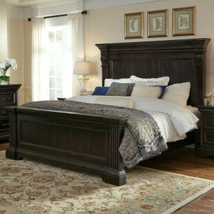 Darby Home Co Glencoe Sleigh Bed
