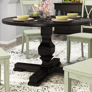 Bloomingdale Round Pedestal Dining Table