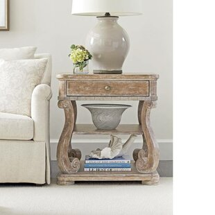 Look for Juniper Dell End Table with Storage By Stanley Furniture