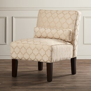 Thurston Slipper Chair by Alcott Hill